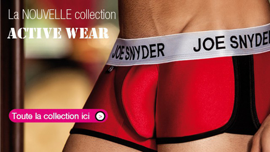 Nouvelle Collection ActivWear de la marque Joe Snyder